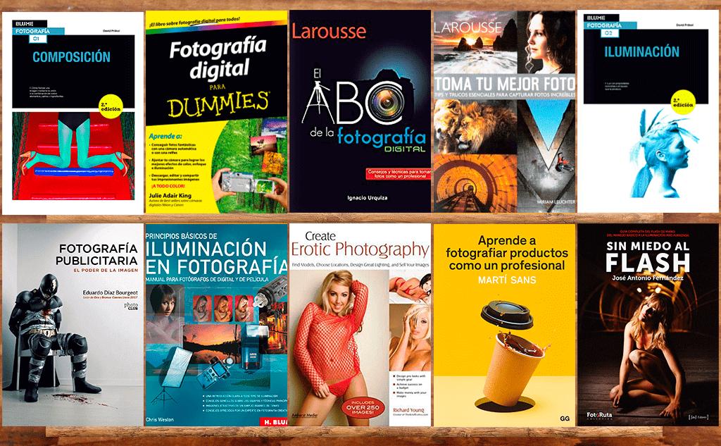libros para aprender fotografia