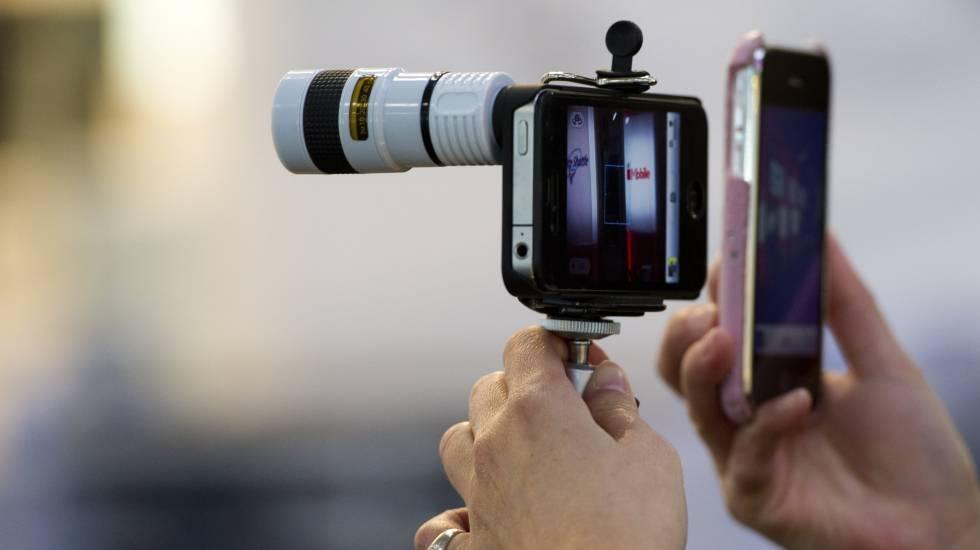 crecimiento de la fotografía móvil