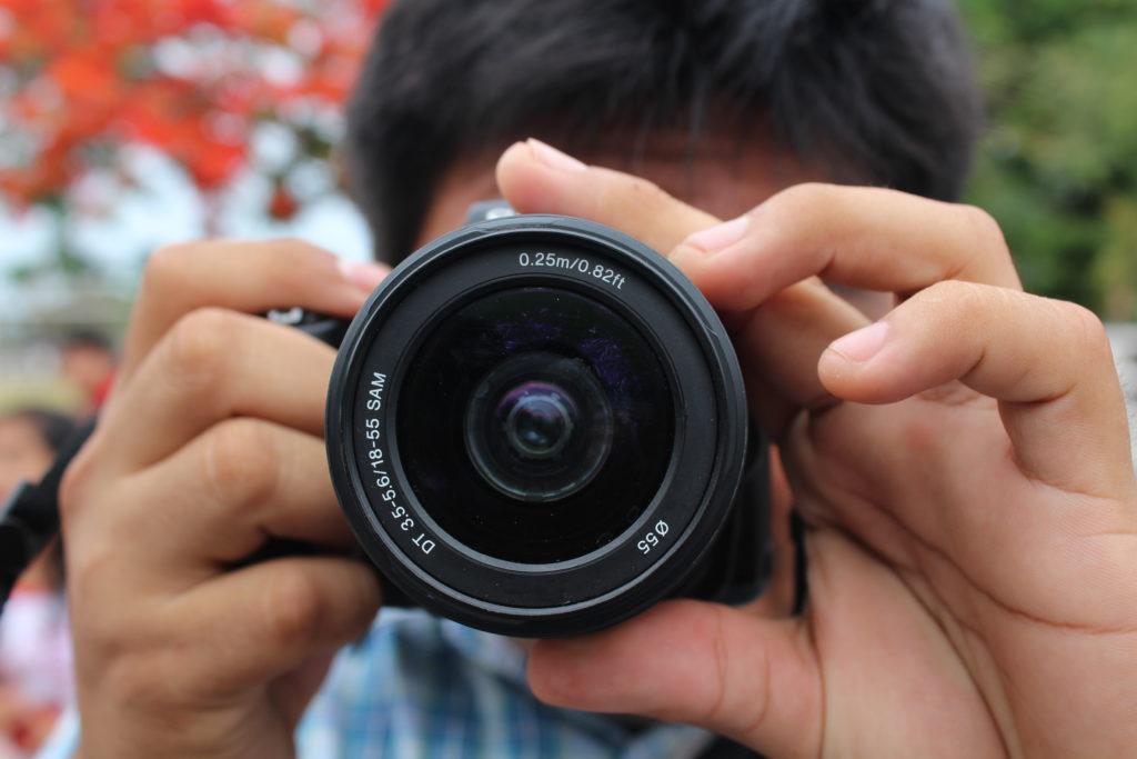 El arte de la fotografía.