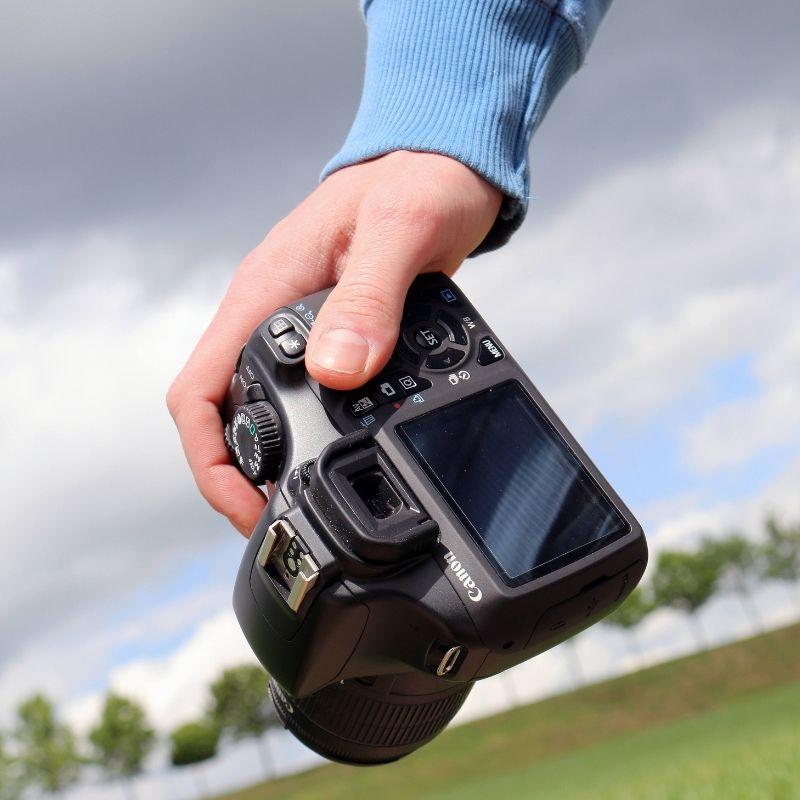 como ser un fotógrafo profesional