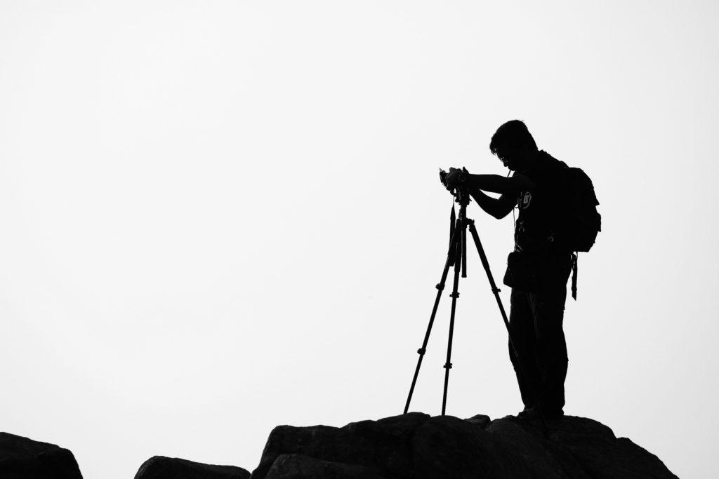 ser un fotógrafo profesional