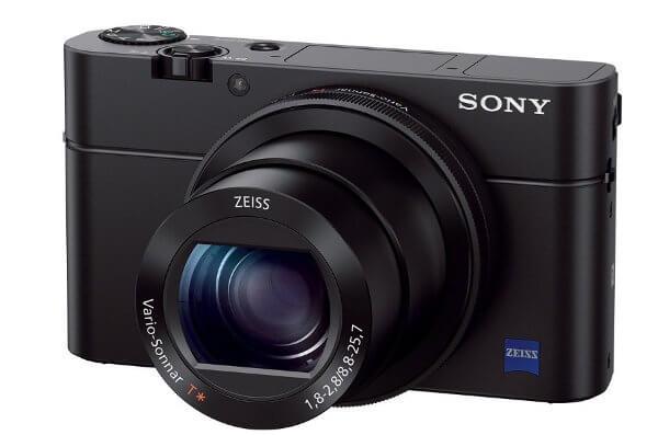 cámara digital compacta