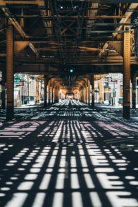 lineas en la fotografia