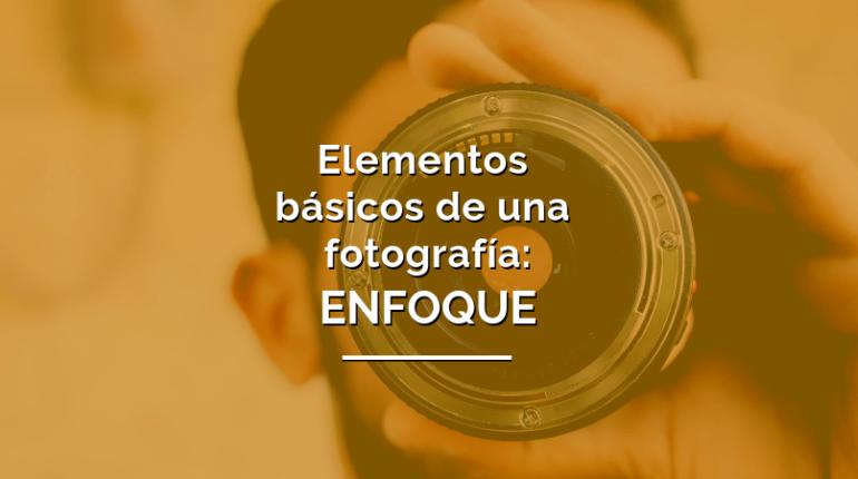 qué es la profundidad de campo o enfoque en la fotografía