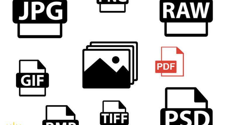 Formatos digitales de imagen