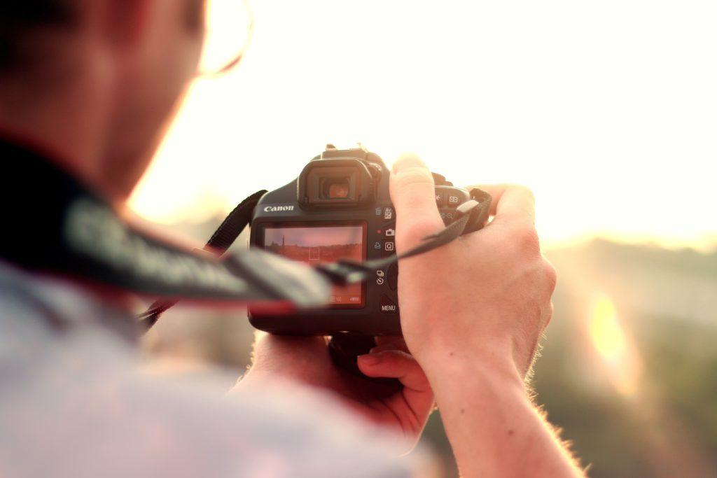 conocimiento cualidad de un fotógrafo profesional