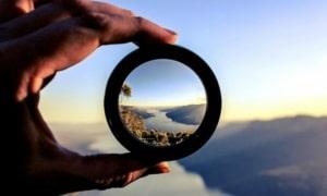vision cualidad de un fotógrafo profesional