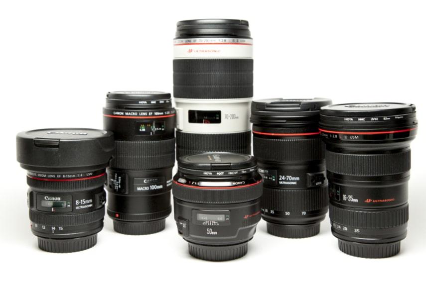 lentes fotograficos