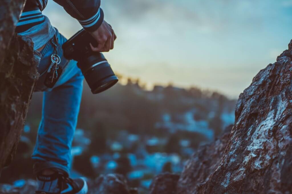ser un fotógrafo profesional, ¿dónde empezar?